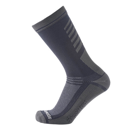 Lightweight Waterproof Socks // Classic Grey (XS/S)