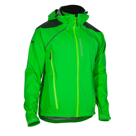 Men's IMBA Jacket // Green (S)