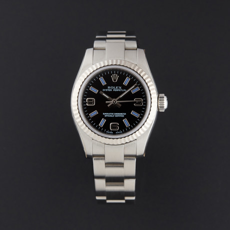 Rolex Lady Oyster Perpetual 26 Automatic // 176234 // M Serial // Store Display