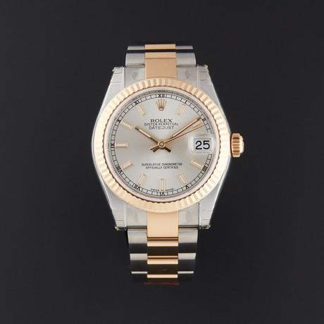 Rolex Datejust 31 Automatic // 178273 // Random Serial // Store Display