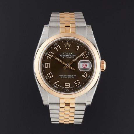 Rolex Datejust 36 Automatic // 116203 // Random Serial // Store Display