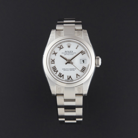 Rolex Lady Datejust 26 Automatic // 179160 // Random Serial // Store Display