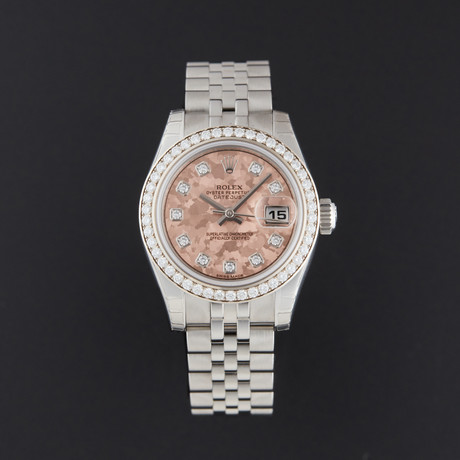 Rolex Lady Datejust 26 Automatic // 179384 // Random Serial // Store Display