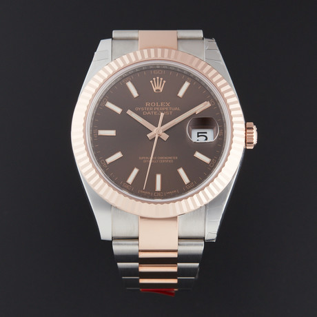 Rolex Datejust 41 Automatic // 126331 // Random Serial // Store Display