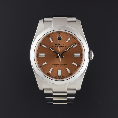 Rolex Oyster Perpetual 36 Automatic // 116000 // Random Serial // Store Display