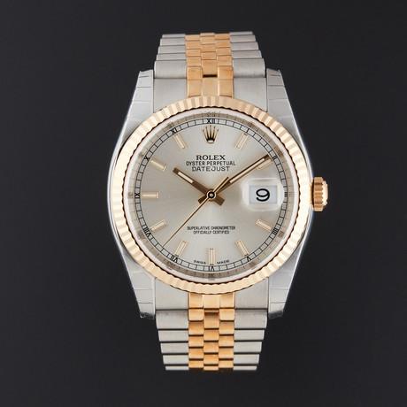 Rolex Datejust 36 Automatic // 116233 // Random Serial // Store Display