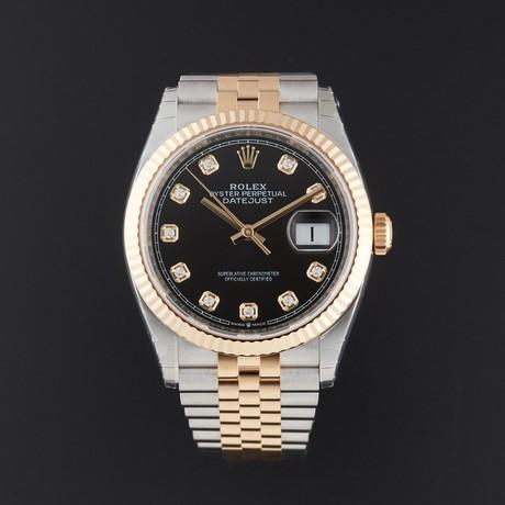 Rolex Datejust 36 Automatic // 126233 // Random Serial // Store Display