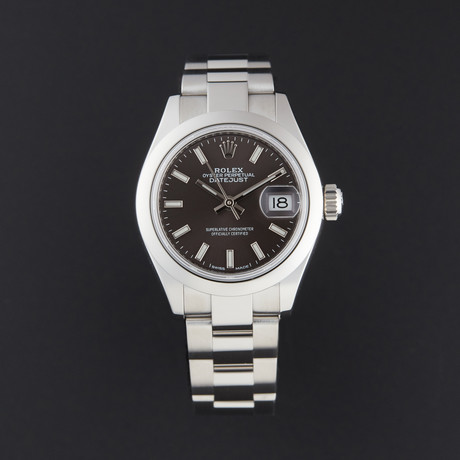 Rolex Lady Datejust 28 Automatic // 279160 // Random Serial // Store Display