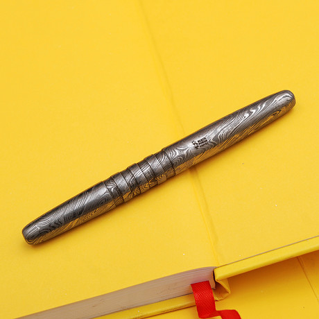 Damascus Ballpoint Pen // 8022