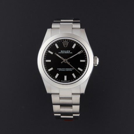 Rolex Oyster Perpetual 31 Automatic // 177200 // Random Serial // Store Display
