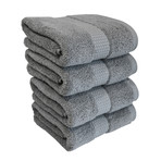 Alfred Sung SOHO Collection // Hand Towel // Set of 4 (Lunar Rock)