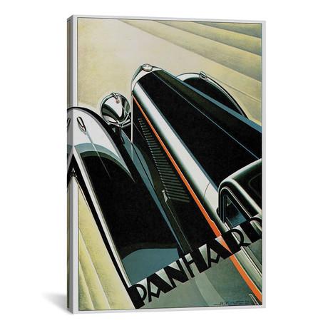 Art Deco Auto // Vintage Apple Collection