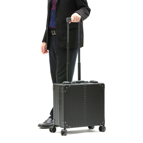 "17"" Deluxe Wheeled Business Case (Platinum)"