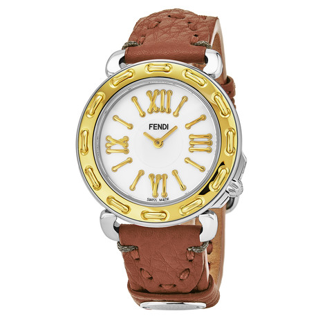 Fendi Ladies Quartz // F8001345H0.SSF2