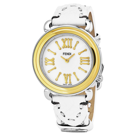 Fendi Ladies Quartz // F8011345H0.SS04