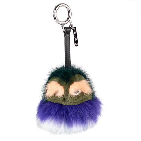 Fendi - Designer Bags + Fur Key Charms - Touch of Modern d8a4c6ef25