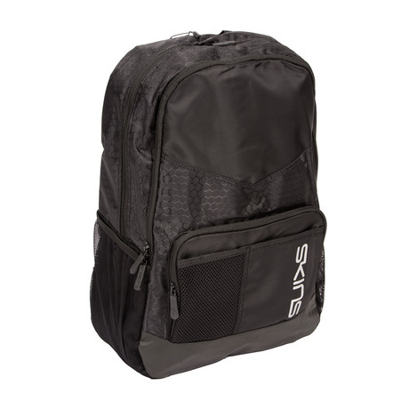 SKINS Sports Backpack // Black