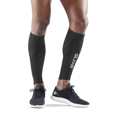 Running Compression Calf Tights // Black (XS)