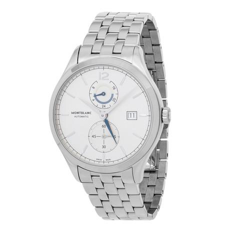 Montblanc Heritage Chronometerie Automatic // 112648