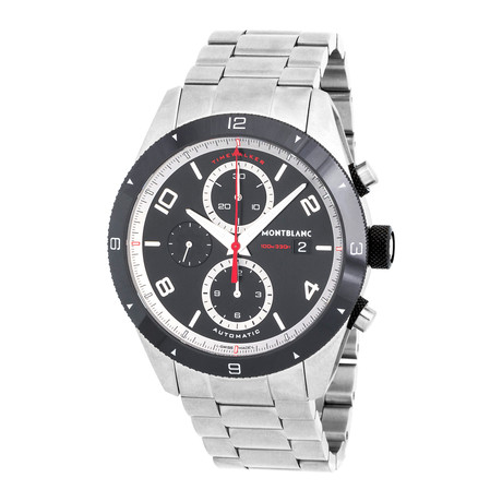 Montblanc TimeWalker Chronograph Automatic // 116097