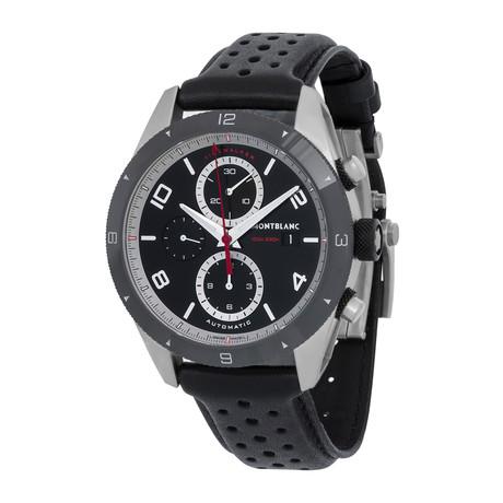 Montblanc TimeWalker Chronograph Automatic // 116098