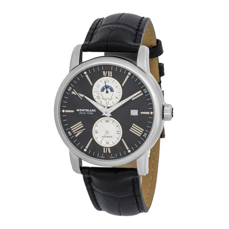 Montblanc 4810 Dual Time Automatic // 114858