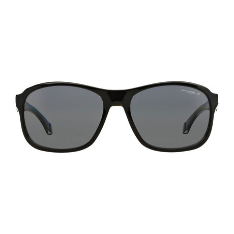 Arnette // Uncorked Polarized Sunglasses // Black + Gray
