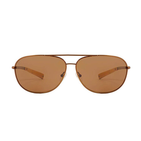 Gant // Aviator Sunglasses // Brown