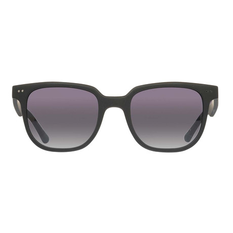 Gant // Classic Sunglasses // Matte Black + Gray Gradient