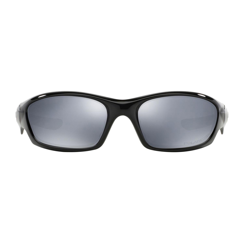 6287806cf7 562e07502c84027268efc875e0017765 medium · Oakley    Straight Jacket Black  Iridium Polarized Sunglasses    Polished ...