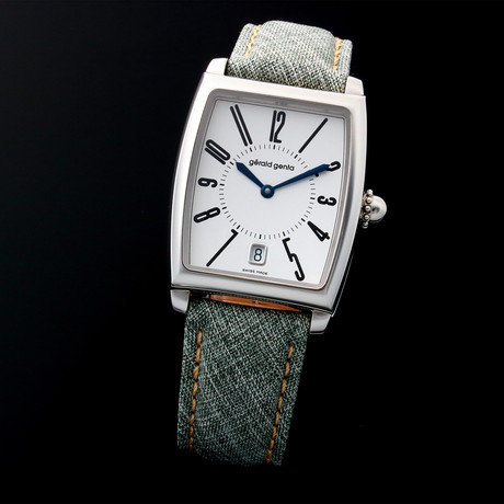 Gerald Genta Date Automatic // Pre-Owned