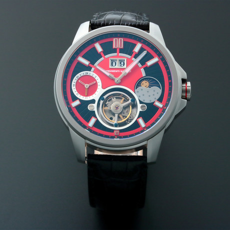 Strumenti Nautici Tourbillon Automatic // SNS05.00.061 // Store Display