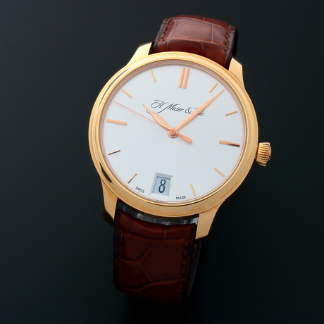 H. Moser & Cie Manual Wind // Store Display