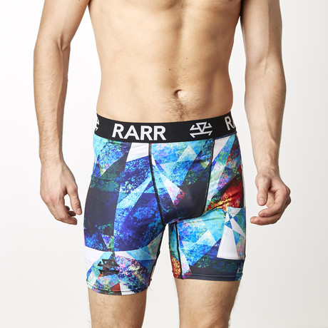 TechSkin Compression Shorts // Aurora (XS)