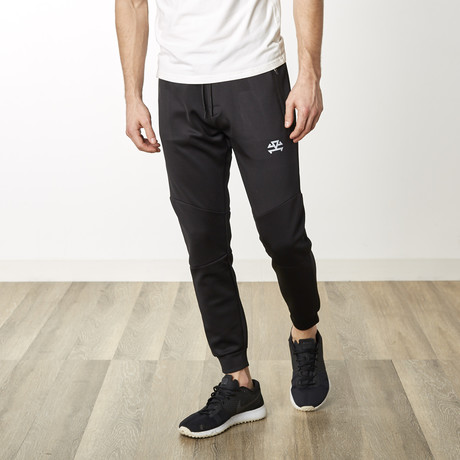 Tech Joggers II // Black (XS)
