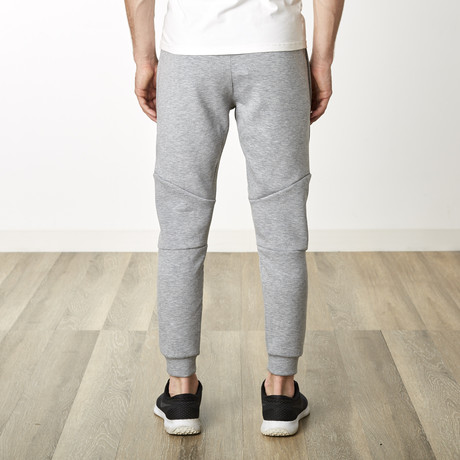 Tech Joggers II // Heather Gray (XS)