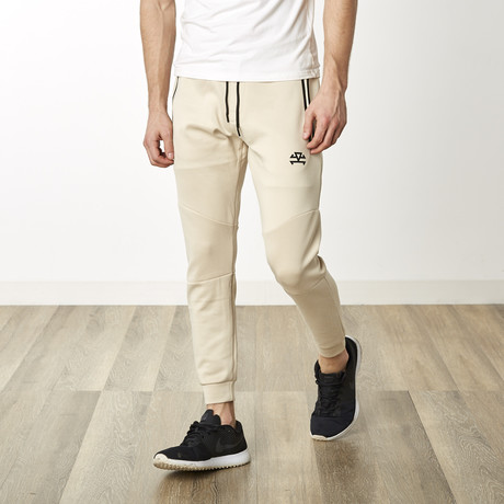 Tech Joggers II // Oyster Gray (XS)