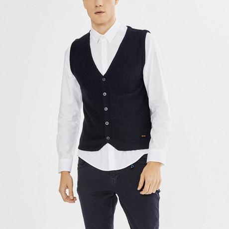 Atticus Vest // Black (S)