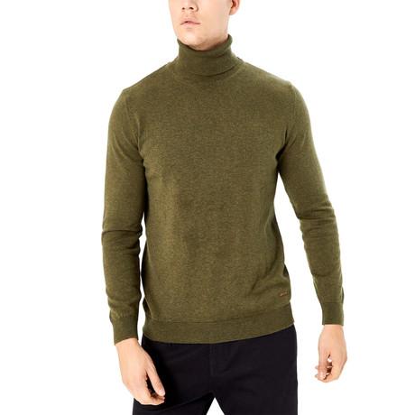 August Sweater // Khaki (S)
