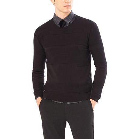 Brax Sweater // Black (S)