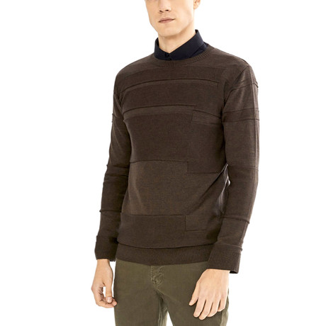 Brax Sweater // Coffee (S)