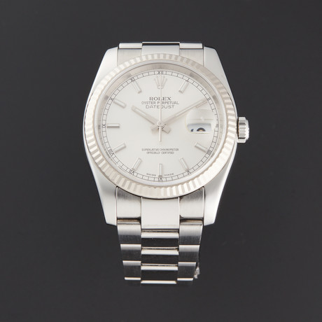 Rolex Datejust 36 Automatic // 116234 // D Serial // Pre-Owned