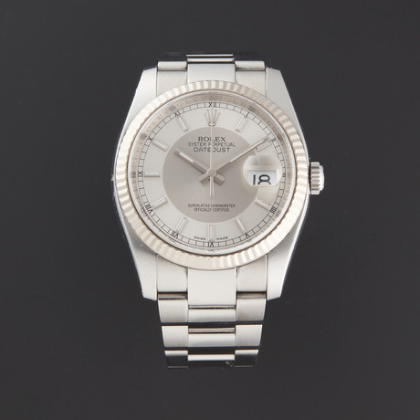 Rolex Datejust 36 Automatic // 116234 // M Serial // Pre-Owned