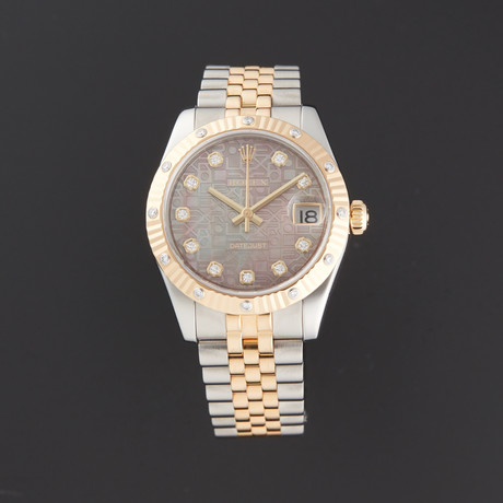 Rolex Lady Datejust 31 Automatic // 178313 // V Serial // Pre-Owned