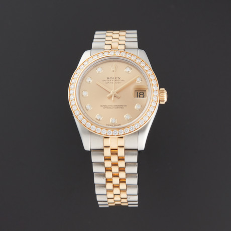 Rolex Lady Datejust 31 Automatic // 1704590 // Random Serial // Pre-Owned