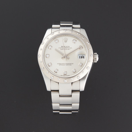 Rolex Lady Datejust 31 Automatic // 137344 // V Serial // Pre-Owned