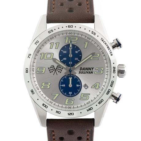 Szanto ICON Signature Series Danny Sullivan Chronograph Quartz // SZ 3201