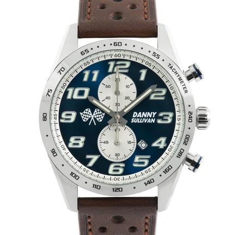 Szanto ICON Signature Series Danny Sullivan Chronograph Quartz // SZ 3202
