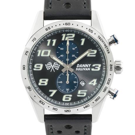 Szanto ICON Signature Series Danny Sullivan Chronograph Quartz // SZ 3205