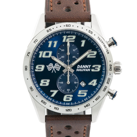 Szanto ICON Signature Series Danny Sullivan Chronograph Quartz // SZ 3203